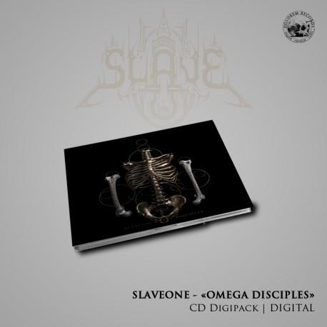 "SlaveOne - ""Omega Disciples"" CD Digipack"