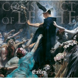 "Construct of Lethe - ""Exiler"" CD"