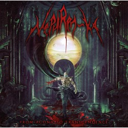 "Nephren-Ka - ""From Agony To Transcendence"" CD"