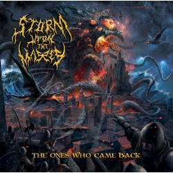 """Storm Upon The Masses - """"The Ones Who Came Back"""" CD Digipack"""