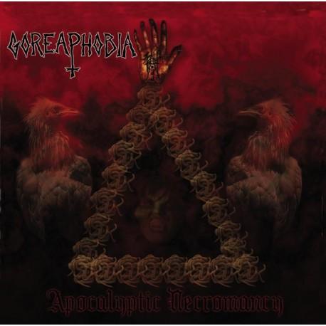 """Goreaphobia - """"Apocalyptic Necromancy"""" CD"""