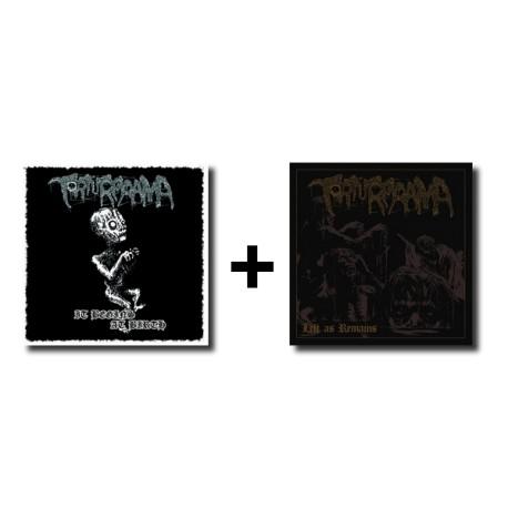BUNDLE - TORTURERAMA - 2CDS