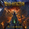 """Mass Infection - """"For I Am Genocide"""" CD"""